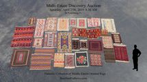 Oriental Rugs Auction