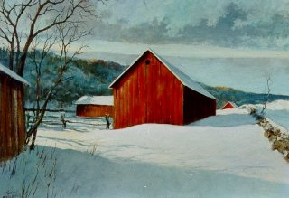 1000 images about eric sloane on pinterest art for sale for New england barns for sale