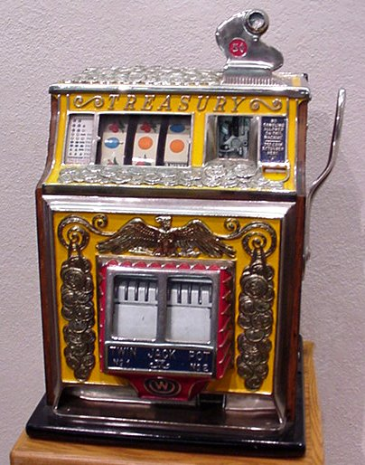 quarter mania slot machine