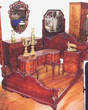 Furniture 1800-1899 Hearty Outstanding Antique Federal Crutch Mahogany Carved Game Card Table 19th C.
