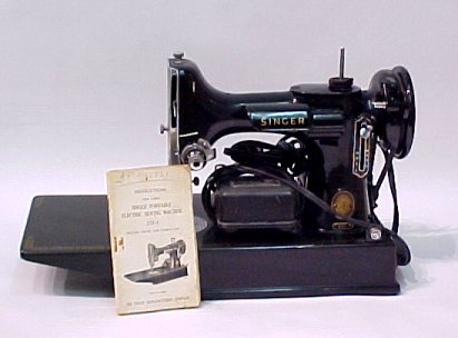 singer featherweight serial number