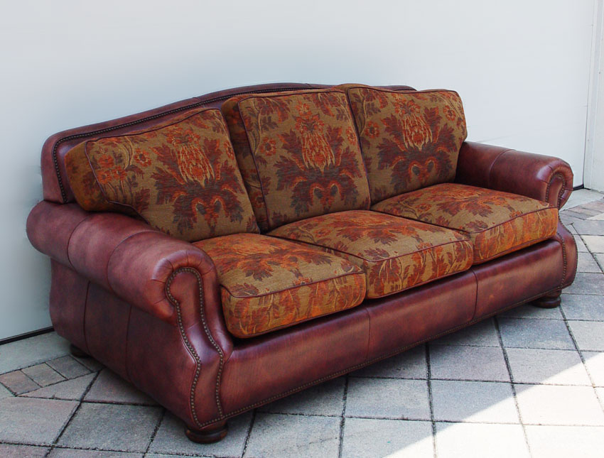 Robb And Stucky Leather Couch Home Design Inspirations