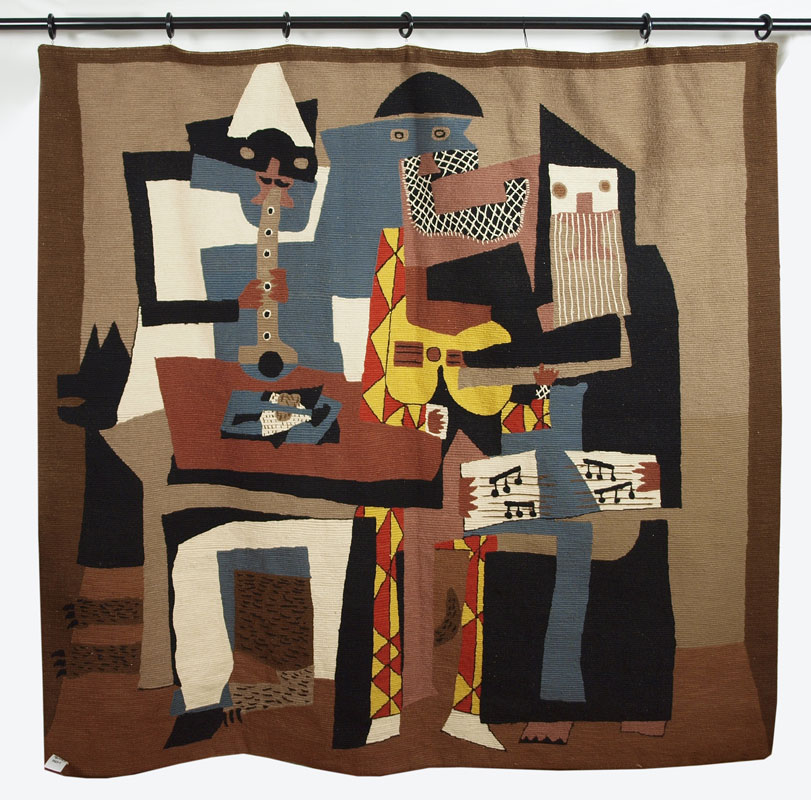pablo picassos three musicians This essay explores pablo picasso's three musiciansthe work of art is not really one to be gaze at, aesthetically speaking nevertheless, it shows an.