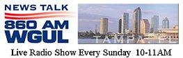 WGUL Radio Show Page
